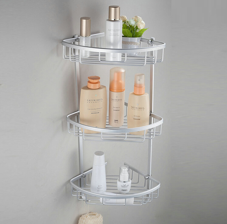 Wall Mounted Aluminun Bathroom Soap Basket Shower Shampoo Shelf Bath Shower  Shelf corner Basket Holder building materia. Shower Soap Inserts Promotion Shop for Promotional Shower Soap