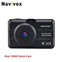 Navivox Автомобильный dvr камера регистратор для 2,5 «Full HD 1080p видео с AIT 8427 Чип 1080*1920 разрешение g-сенсор