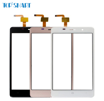 For leagoo M5 Black White Gold Touch Screen 5.5 inch Touch Sensor with Digitizer panel repair phone parts image