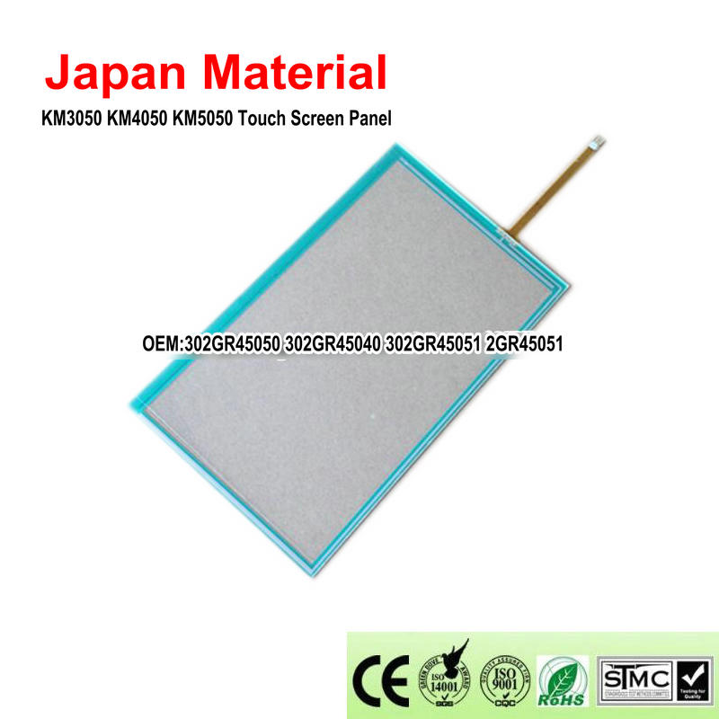 KM3050 KM4050 KM5050 Touch Screen Panel for Kyocera KM 3050 4050 5050 302GR45050 302GR45040 Japan Material 1pcs km3035 drum blade for kyocera km 3035 4035 5035 3050 4050 5050 copier spare part