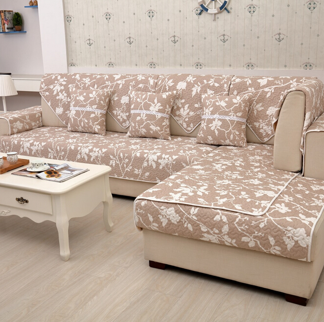Puff sofa grandes decorativa quilted cushion printed for Puff divano