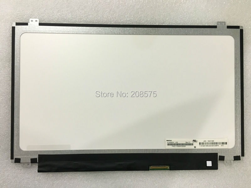 N140BGK-L33 for Lenovo G410S laptop LCD screen LCD touch screen assembly