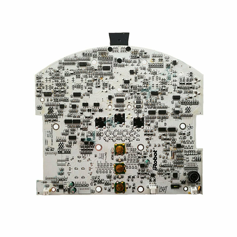 1*PCB Motherboard For IRobot Roomba 550 560 650 610 630 PCB Circuit Board Mother Board Replace Use High quality PCB Motherboard