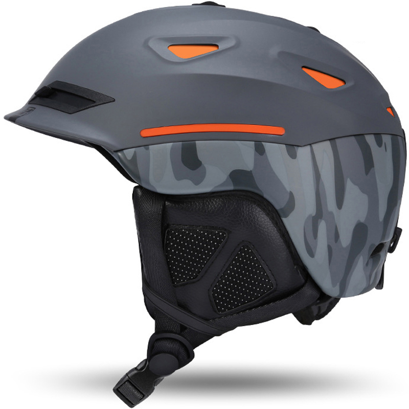 Wholesale Brand Man Woman Ski Helmet Ski Goggles Snowboard Helmet Fast Moto Climbing Sport Safety Skateboard