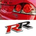 Ace скорость-1 шт RR для Honda Знак Герба Стикер Багажника Губ Тела JDM Civic Mugen Si VTEC Спойлер