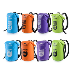 Naturehike Camping Ocean Pack Dry Bag Shoulders Waterproof Bag FS16M030-L