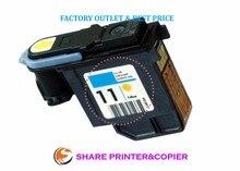 Удельный вес C4810A C4811A C4812A C4813A для hp 11 Печатающая головка для hp 1000 1100 1200 2200 2280 2300 2600 2800 100 500
