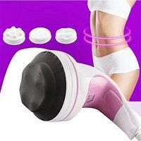 Fatty Tissue Cellulite Treatment Handheld Remove Roller Massager Anti Fat Slimming Leg Waist Thigh Arm Stomach Full body Massage