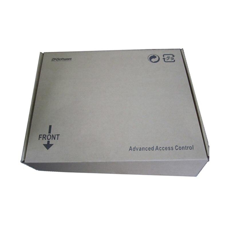 ZK C3 400 четырехдверная панель управления доступом TCP/IP linux система однодверная плата управления доступом - 5