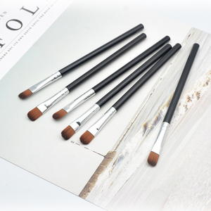 Image 2 - BBL Mini Professional Concealer Brush   Flat Makeup Brushes for Full Coverage and Precision Blending, Eyeshadow Pincel Maquiagem