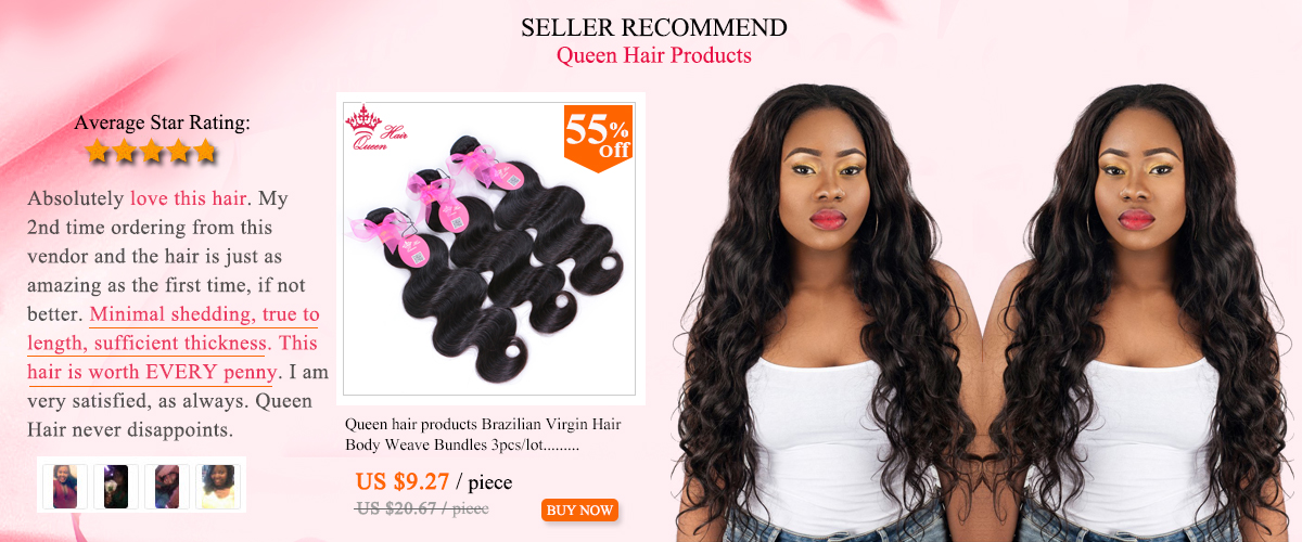 Queen Hair Official Store Small Orders Online Store Hot Selling