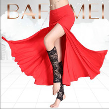 Good Quality belly dance costume bellydance skirt 6colors  M, L,XL 3011