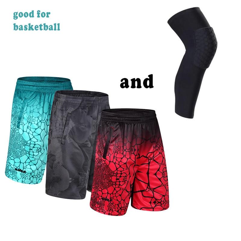 2019 elastyczna kieszeń na zamek błyskawiczny szorty do koszykówki piłka nożna Jersey crossfit siłownia spodenki luźne odzież sportowa do biegania spodenki sportowe męskie spodenki do biegania