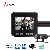 Newest Motorcycle Camera Dvr M6 Wifi 2 0 Inches LCD Screen Real 1080P 720P With Wifi