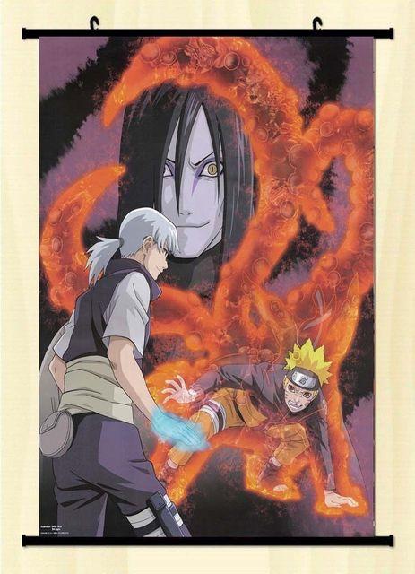 Poster Air Naruto Sasuke Kakashi Japan Anime Boy Room Wall Cloth Print Jpg 463x640
