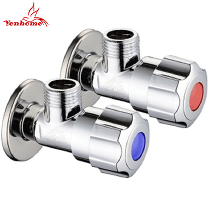 "G1/2"" Solid Brass Bathroom Function Switch Adapter Control Valve  Connector Shower Head Diverter Valves For Toilet Bidet Shower"