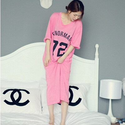 new summer maternity dresses long knitted t shirts pregnant dresses maternity summer clothing dress 16376