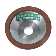 180#Grit Diamond Grinding Wheel Cup Circles for Milling Cutter Tool Sharpener Grinder Accessories New 2019