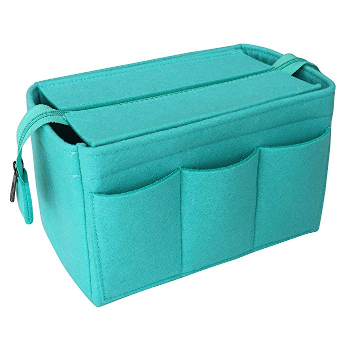 de feltro para bolsa de viagem interior