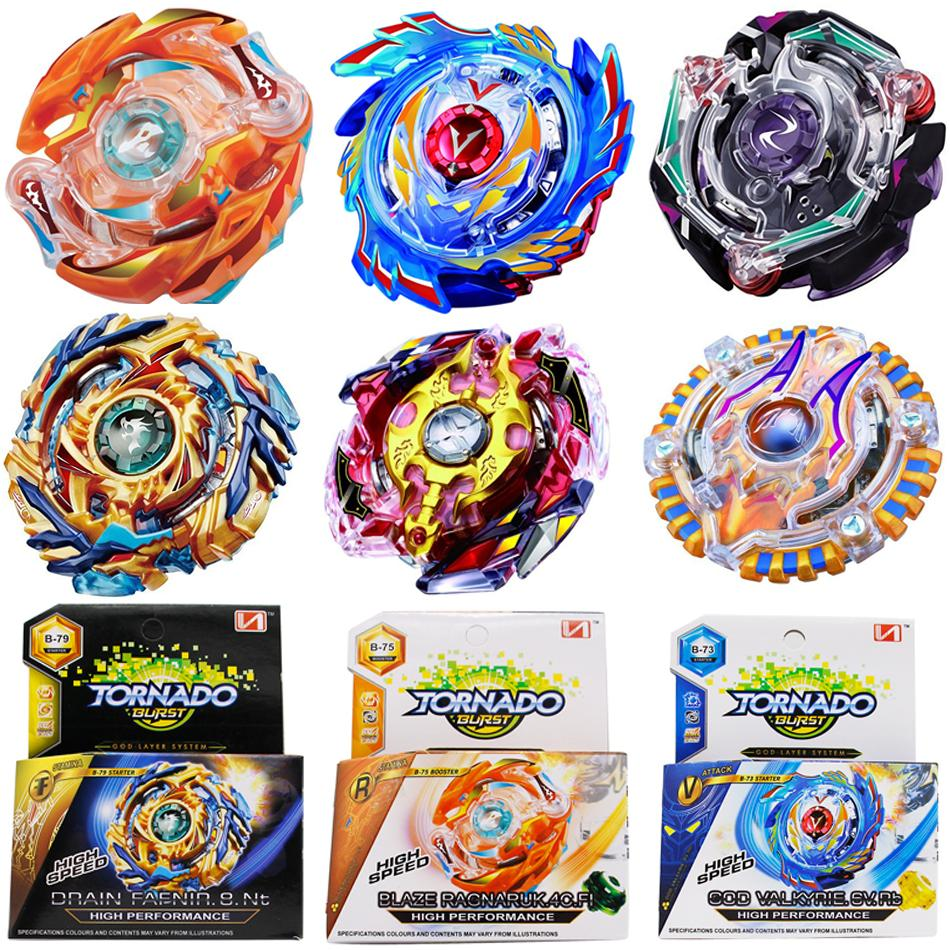 8 Stye Arena Metal Top Beyblade burst Toupie Fusion 4D Masters Launcher For Children Chr ...