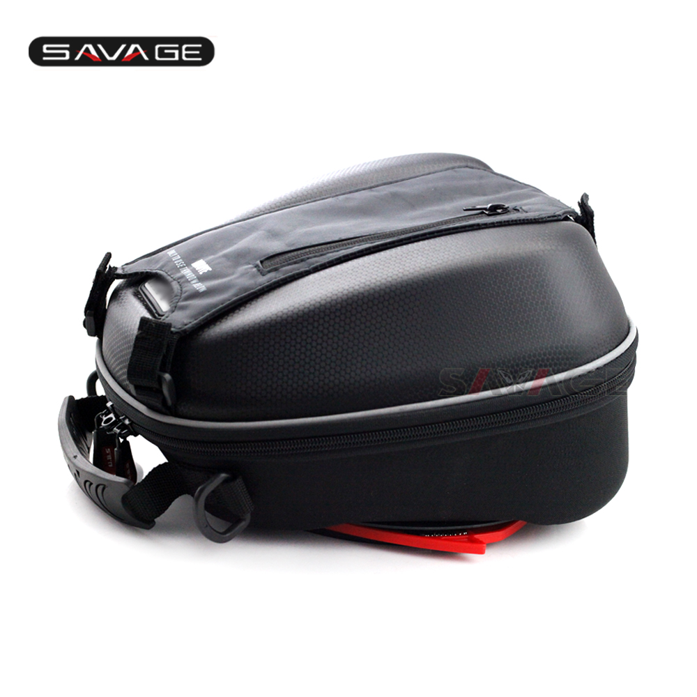 Luggage Tank Bag For SUZUKI GSR 600 750 GSX S GSXS 1000 GSX1300R HAYABUSA Motorcycle Accessories