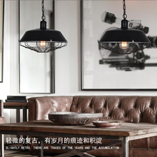 simple modern pendant light led e27 loft country wooden hanging lamp with 11 colors for home dining room restaurant parlor cafe Modern american country design pendant light creative lron LED hanging light dinner room cafe room bar lamp indoor lights e27