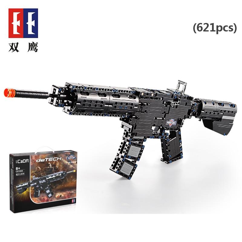 ბრენდები Toy Gun M4A1 Airsoft Air Guns and MP5 Toy - გარე გართობა და სპორტი - ფოტო 6