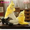 40 см Зло банан плюшевые игрушки несчастный дьявол творческие альтернативы банан человек Peluche Подарки