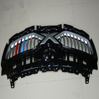 HIGH QUALITY FRONT RACING GRILL GRILLE CAR STYLING Fit For NEW Kia SPORTAGE KX5 2016 2017