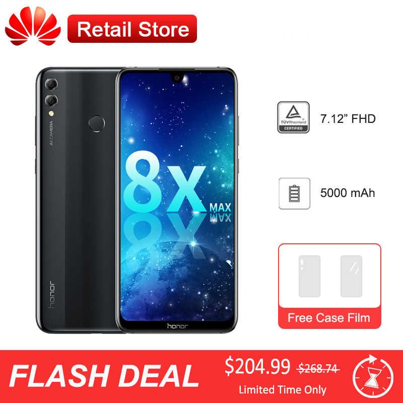 Huawei HONOR 8X Max 4G Smartphone 5000mAh 7 12