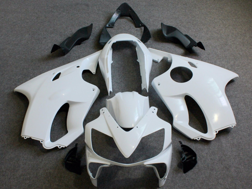 Motorcycle Unpainted Fairing Body Work Cowling For HONDA CBR600F CBR 600F CBR 600 F F4I 2004-2007 05 06 ABS +3 Gift купить