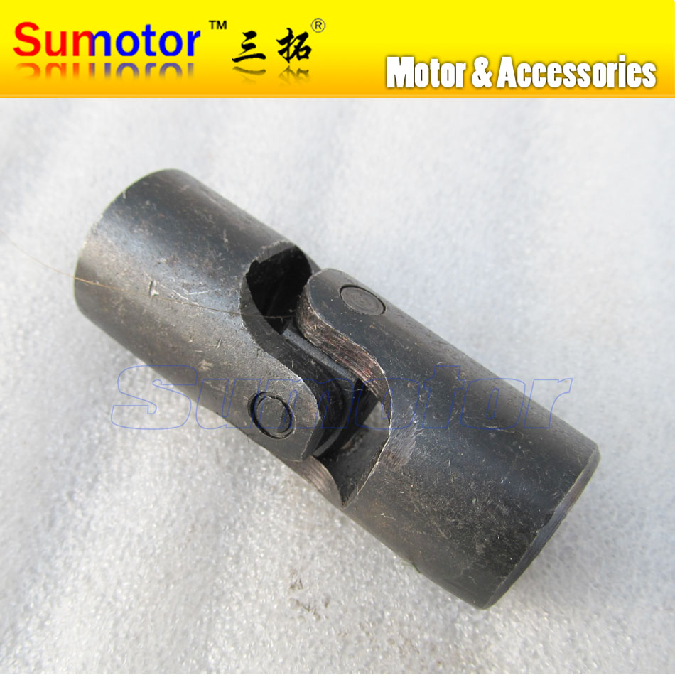 OD25mm L68mm single universal coupling Car/Boat/Tank model 45# steel joints coupler, crossing connector 15mmx15mm od24mm l88mm double universal joints coupling stainless steel connector crossing shaft coupler rc car boat model parts