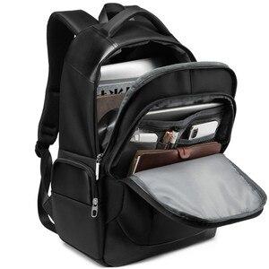 Image 2 - 2019 camiseta nueva marca Carry On 15,6 pulgadas hombres mujeres bolsa Escuela Secundaria USB cargador Puerto negocios viaje Laptop mochilas regalo