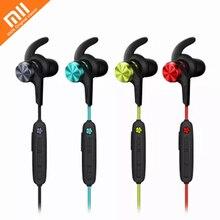 Original xiaomi 1 MAIS iBFree fone de ouvido Bluetooth hangtai metal composto diafragma 8 horas de reprodução de música de controle de linha à prova d' água