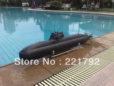 Rc Submarines Model Large Boat Submarine 148 24ghz Arr