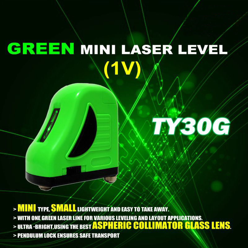 Free Shipping Mini One Vertical Lined Green Laser Level Ty30g  Aspherical Glass Lens Green Laser Level Free Shipping Mini One Vertical Lined Green Laser Level Ty30g  Aspherical Glass Lens Green Laser Level