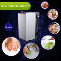100L Electric Tank Water Heater For Household Bathroom Hot Water Shower Vertical Type