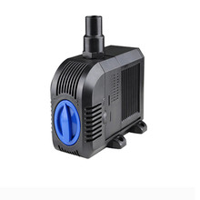 цена на Mini aquarium fish tank ultra-quiet micro submersible pump water pumps circulating filter pump power 8W head 1.3m flow 600L / h