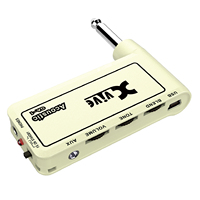 Lightweight Headphone Amp Portable Electric Guitar Amplifier Xvive GA 1 Acoustic Guitar Micro Amp Gain Tone