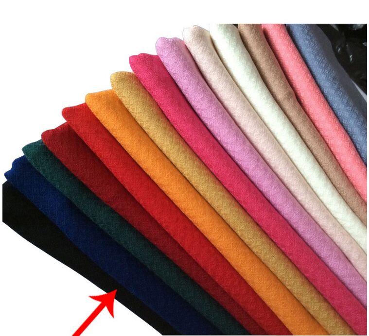 Piña sólido teje 100% 80 bufanda de lana mujeres del abrigo del mantón de las