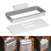 Кухонный мешок для мусора, держатели для хранения, стойки для шкафа, мешки для мусора, органайзер, кухонный висячий контейнер, кухонный Органайзер
