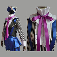 Anime Kuroshitsuji Book of Circus ciel phantomhive Black Butler Cosplay Costume
