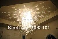 Doorschijnendheid Glas Restaurant Licht Plafond Kroonluchters