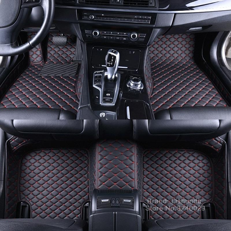 Custom Made Car Floor Mats Special For Infiniti Q50 G25 G35 G37