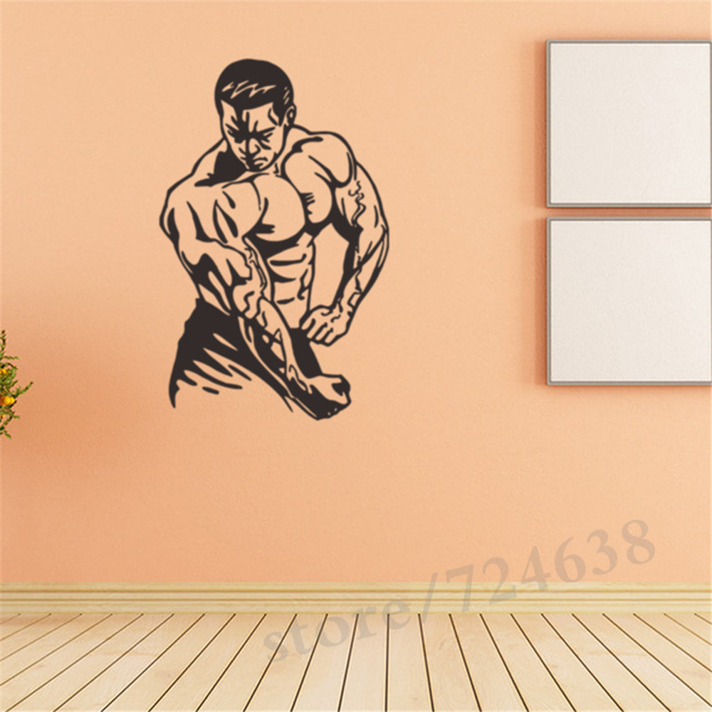 Dorable Fitness Wall Decor Illustration - All About Wallart ...