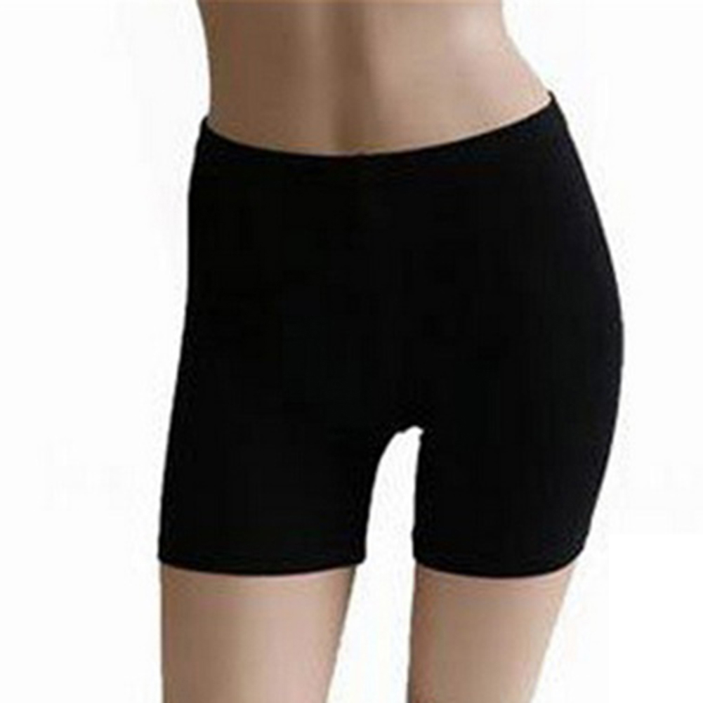 Hot Sale Ladies Knee-Length Short Leggings Under Skirts,  Comfortable Light weight  for Summer 3 Colors