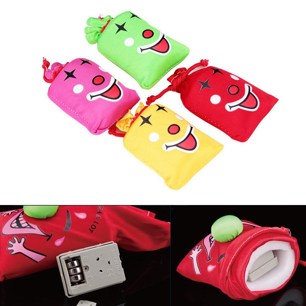US $2 78 OFF Silk Electronic Haha Laughing Bag Laugh Bag Release Stress Christmas Cheering Special Gifts Novelty Funny in Gags & Practical Jokes