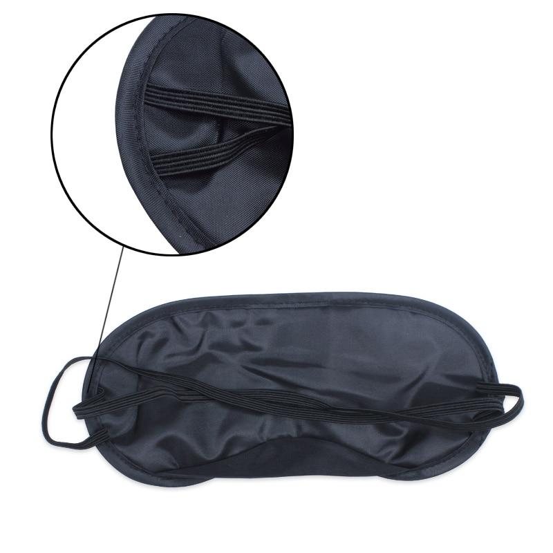 10 X повязка на глаза для сна путешествия маска для сна ворс крышка спящий глаз тени