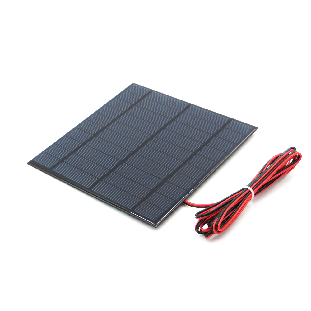 Aliexpress Com   Buy 5v Solar Panel With 30  100  200cm Wire