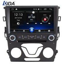 LJDA 8 дюймов Android 6,0 dvd-плеер автомобиля для Ford Mondeo 2012 2013 2014 радио аудио Canbus gps навигации автомобиля мультимедийный плеер